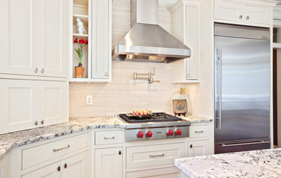 Home Above the Range: Smart Uses for Cooktop Space