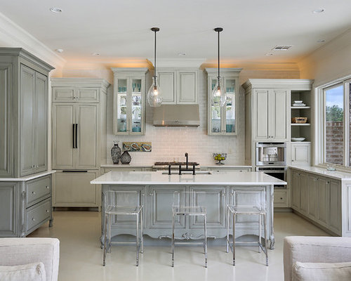 Comnew Orleans Kitchen : Contemporary Home Design, Photos & Decor Ideas in New Orleans