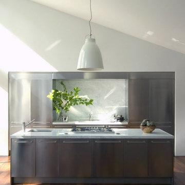 Texas Hill House Kitchen