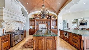 Texas Meditteranean Villa