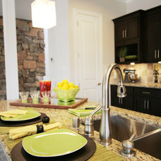 Eclectic Kitchen by 708 Studios, LLC