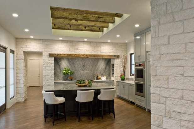 Room Of The Day: A Texas Kitchen Full Of Natural Materials