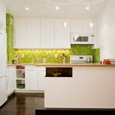 Contemporary Kitchen by Matiz Architecture & Design