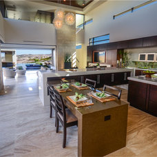 Modern Kitchen by Two Trails | Green Building Consulting