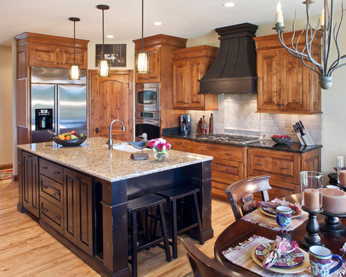 Alder Cabinets Ideas Pictures Remodel And Decor