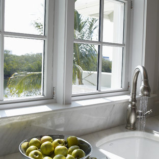 The Amber Kitchen Window by Alvarez Homes -  Home Builders In Tampa Florida