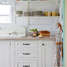 Beach Style Kitchen by CapeRace Cultural Adventures