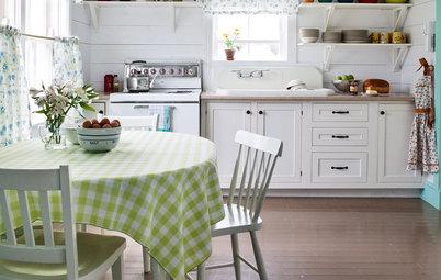8 Elements of a Cottage Kitchen