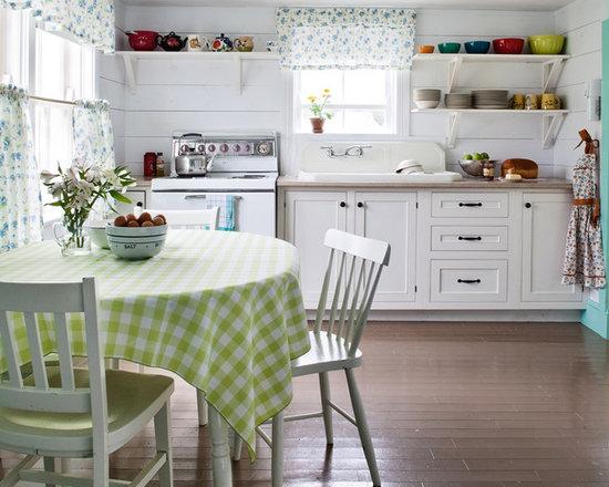 Cottage Kitchen beach cottage kitchen decor | houzz