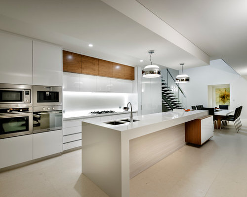 perth kitchen island bench home design ideas renovations