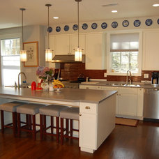 Traditional Kitchen by C. O 'Brien Architects, INC.