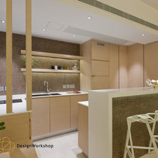 Modern Kitchen by Clifton Leung Design Workshop - CLDW.com.hk