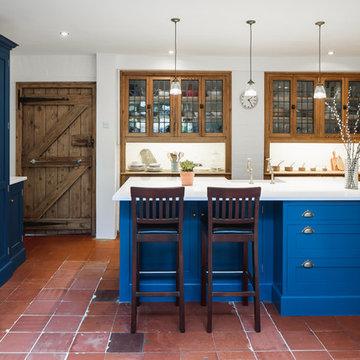 The Arts & Crafts Kitchen