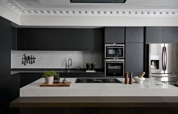 Contemporary Kitchen by Bailey London Interior Design & Build