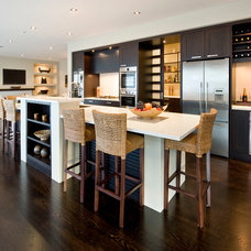 Contemporary Kitchen by Masonry Design Solutions Ltd