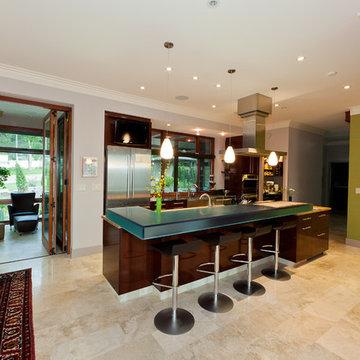 the Bauhaus' Kitchen