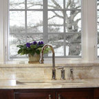 Crazy Horse Granite Traditional Laundry Room Grand