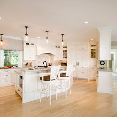 Traditional Kitchen by Windover Construction
