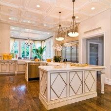 Contemporary Kitchen The Beverly Hills Kitchen