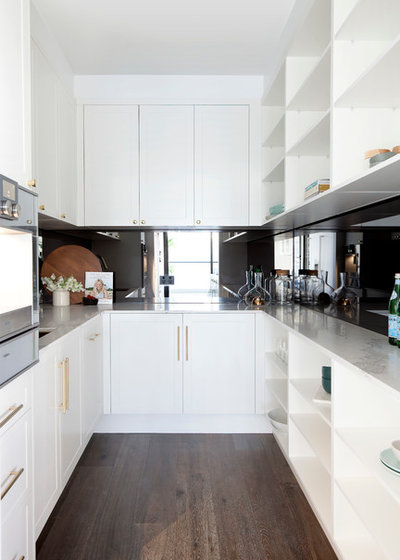 Transitional Kitchen by Freedom Kitchens