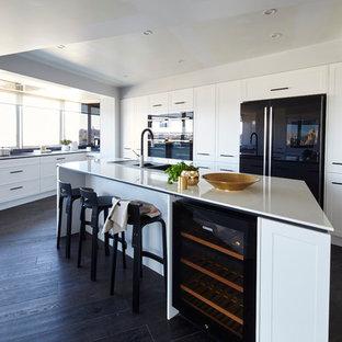 The Block - Ebony & Luke's kitchen