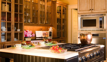the bohemian kitchen of Gozan Interiors