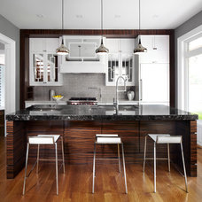 Contemporary Kitchen by Urban Development Inc