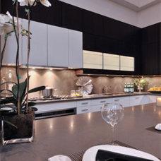 Modern Kitchen by The Breakfast Room, Ltd