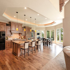 Traditional Kitchen by Starr Homes