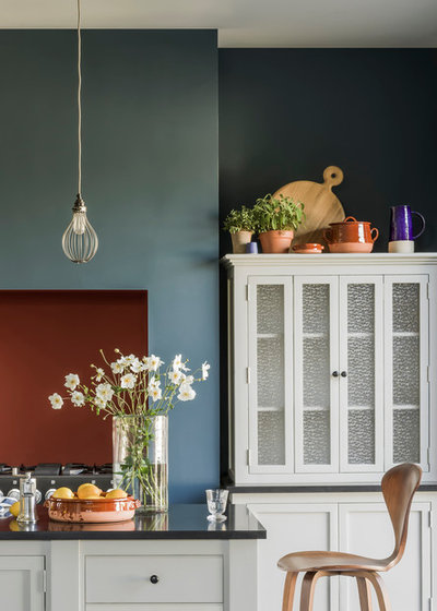 Contemporary Kitchen by The Paint Makers