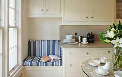 Make the Most of a Kitchen-diner With Smart Seating