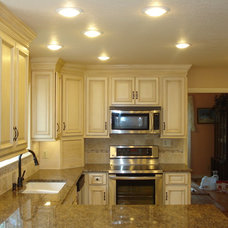 Traditional Kitchen by 4 Day Cabinets