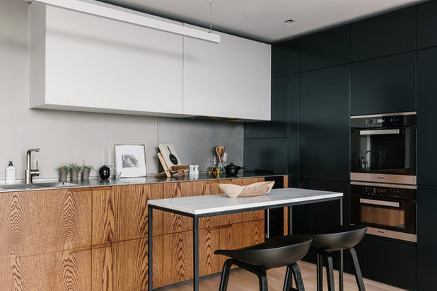 Contemporary Kitchen by Jared Green Interiors