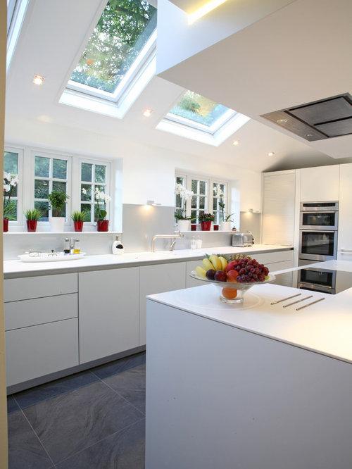 Kitchen Skylights Houzz