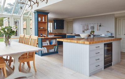 Kitchen Tour: A Contemporary Shaker Kitchen for a Family Home