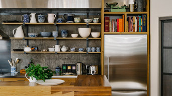 The Collingwood home featured in the Design Files