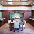 Oak Kitchen Cabinets | Shaker Door Style | CliqStudios - Contemporary - Kitchen - Minneapolis ...