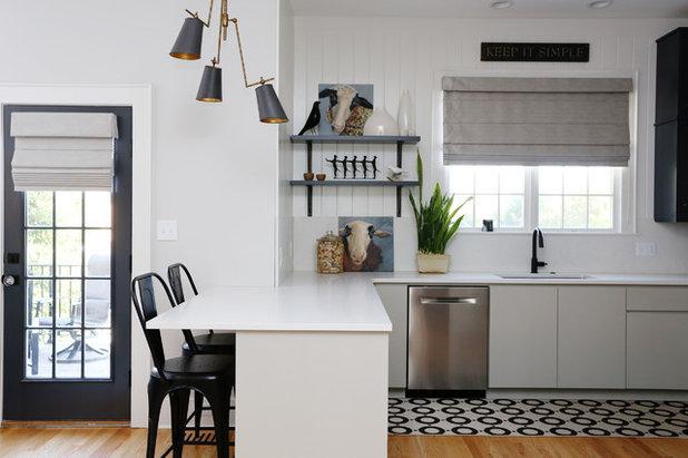 北欧 キッチン by CKS Residential