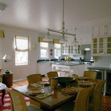 The Corbin Norton House Dining Room - Kitchen
