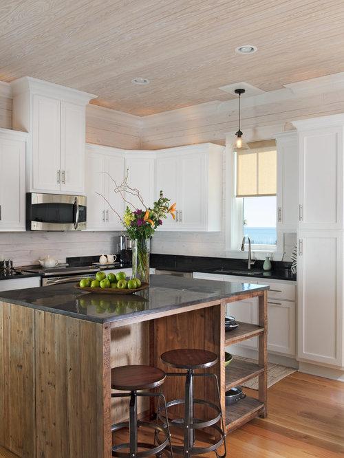 Kitchen Design Layout With Island kitchen layout with island | houzz