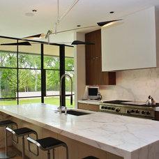 Modern Kitchen by Crittall Windows Limited