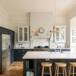 The Crystal Palace Kitchen by deVOL