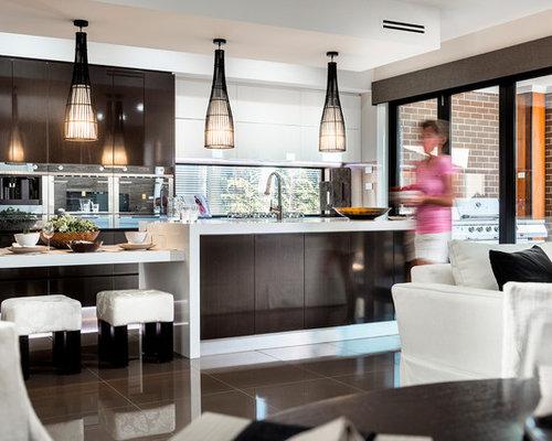 Modern Canberra Queanbeyan Eat In Kitchen Design Ideas Renovations Photos