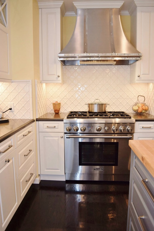 The Davis Traditional Kitchen Remodel - Los Angeles, Ca.