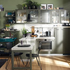The Diesel Social Kitchen by Scavolini - Contemporary - Kitchen ...