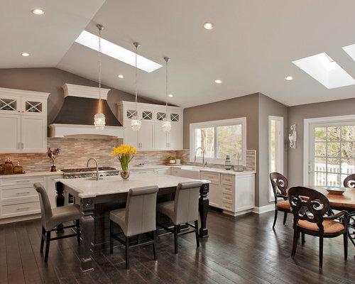 Gorgeous Kitchen Renovation In Potomac Maryland: THE DREAM White Kitchen