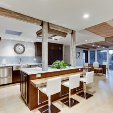 Contemporary Kitchen by Gabhart Investments, Inc.