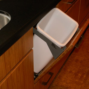 The Dropout Cabinet Tip Out Waste System
