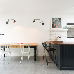 The East Dulwich Kitchen by deVOL