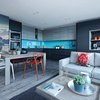 Houzz Tour: A Docklands Penthouse Redesign Inspired by a Music Festival